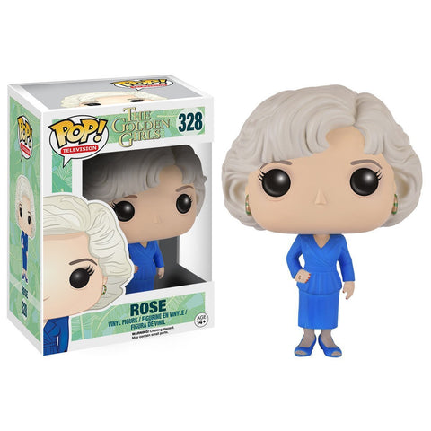 Funko Pop! TV: Golden Girls Rose - National Comedy Center