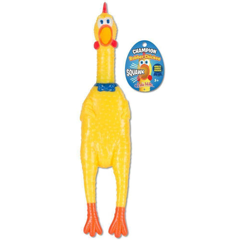 Champion Rubber Chicken - National Comedy Center