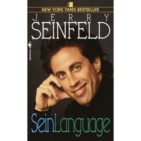 SeinLanguage by Jerry Seinfeld - National Comedy Center