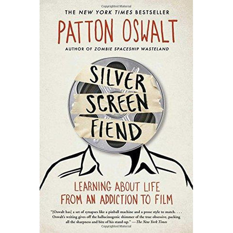Silver Screen Fiend by Patton Oswalt - National Comedy Center