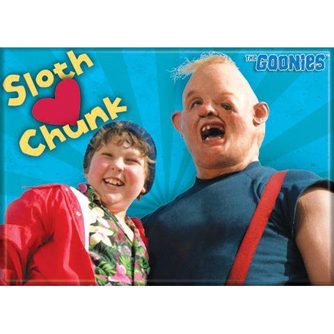 The Goonies: Sloth Heart Chunk Magent