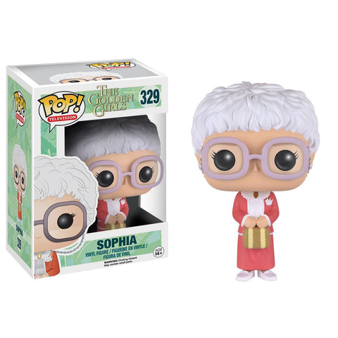 Funko Pop! TV: Golden Girls Sophia - National Comedy Center