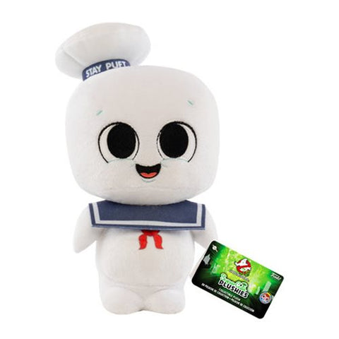 Funko Supercute Plushies: Ghostbusters Stay Puft Plush - National Comedy Center