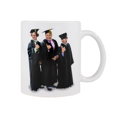 Three Stooges Institute of Higher Learning Mug - National Comedy Center