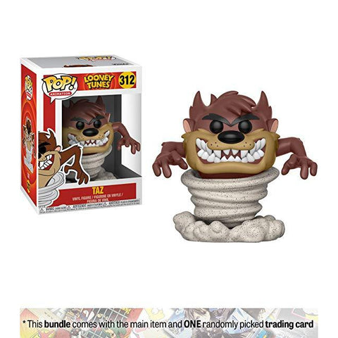 Funko Pop! Animation: Tornado Taz