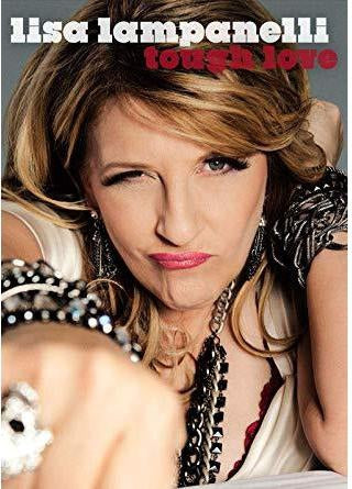 Lisa Lampanelli: Tough Love DVD - National Comedy Center