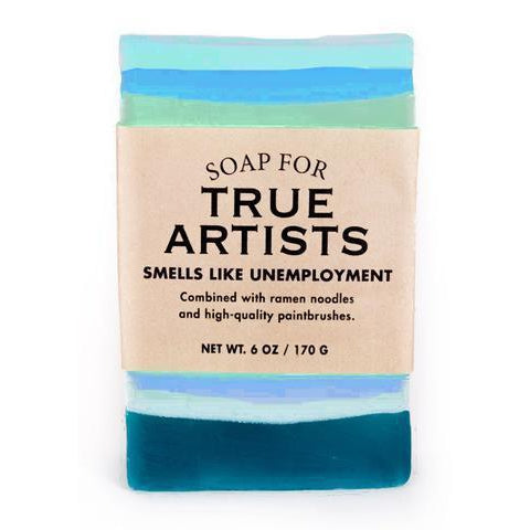 True Artists Soap - National Comedy Center