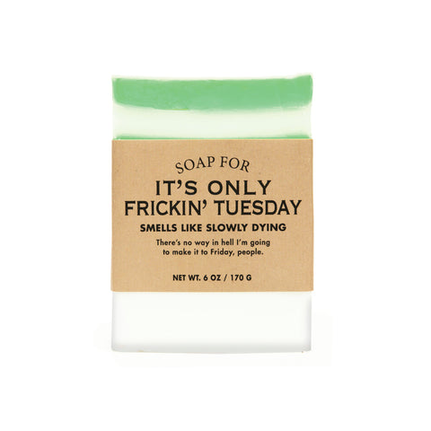Frickin' Tuesday Soap - National Comedy Center