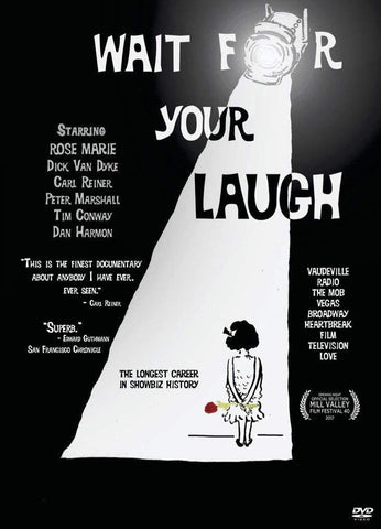 Wait For Your Laugh DVD