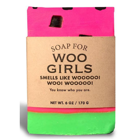Woo Girls Soap - National Comedy Center