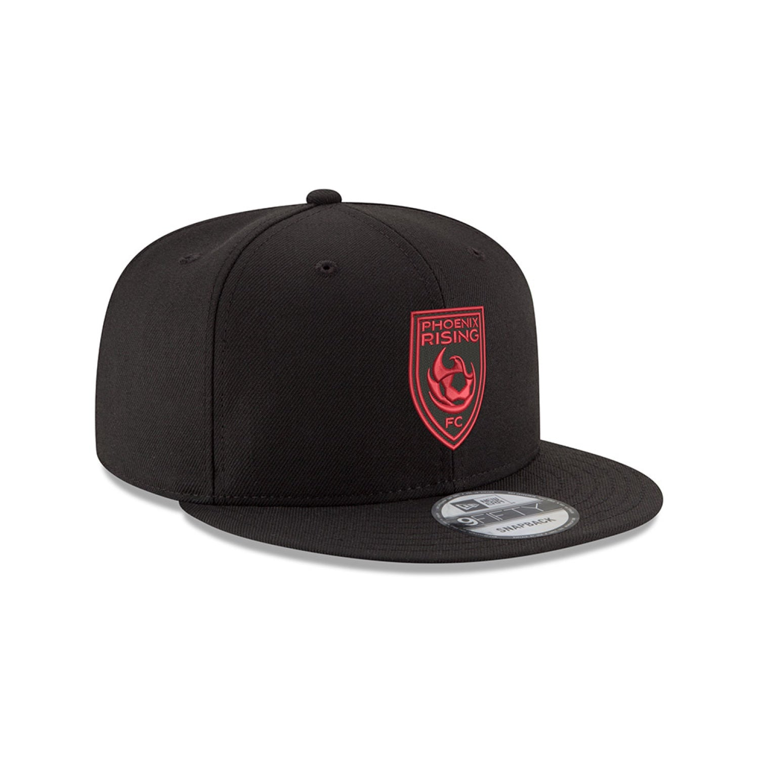 Phoenix Rising Red Logo Exclusive New Era 9FIFTY - Black