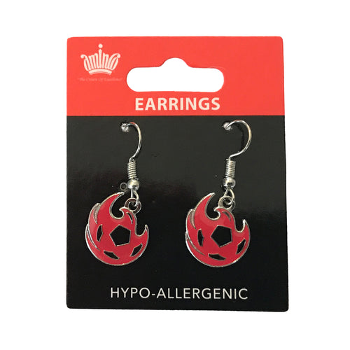 Phoenix Rising Aminco Dangler Earrings