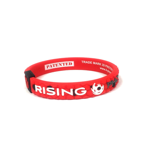 Phoenix Rising Baller Brand 4 Players Only Bracelet - Purple