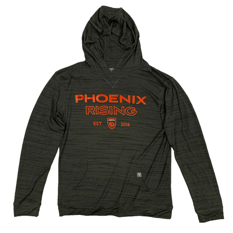 Phoenix Rising Levelwear Shield Primo Full Zip Pullover - Red
