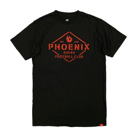 Phoenix Rising Women's All In Tee - White