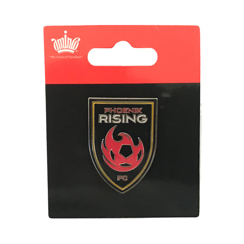 Phoenix Rising Aminco Lanyard - Red