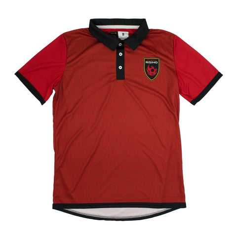 Phoenix Rising Antigua Balance Ball Polo - Red