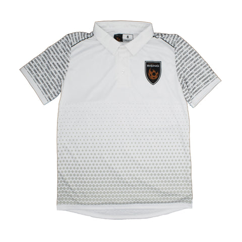 Phoenix Rising Antigua Inspire Copper State Polo - White