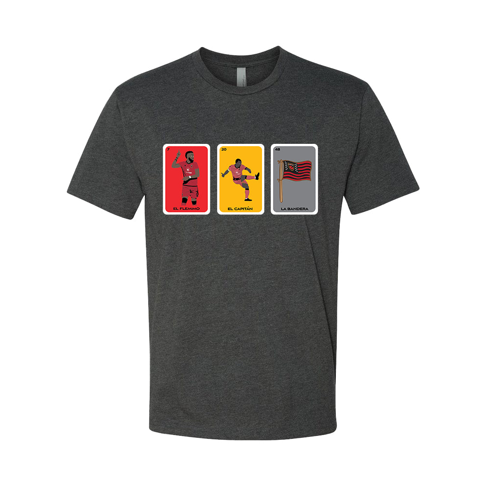 Phoenix Rising 2020 Hispanic Heritage Night Tee - Black