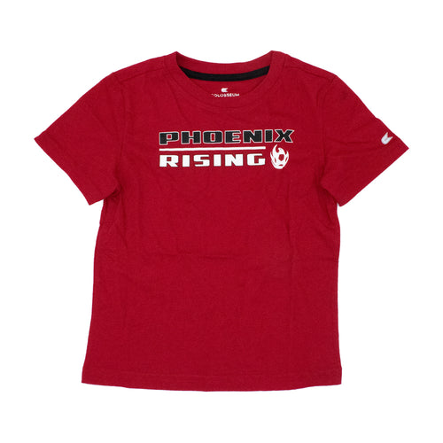 Phoenix Rising Toddler Colosseum Patrick Tee - Red