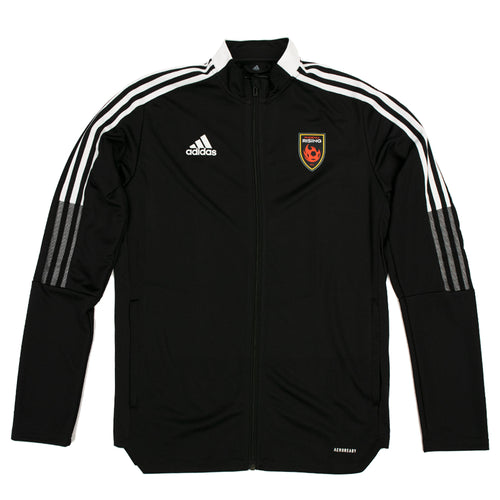 Phoenix Rising Adidas 2021 Onfield Match Day Full-Zip Track Jacket