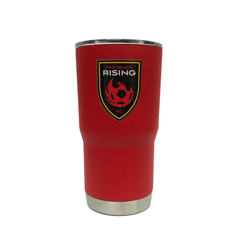 Phoenix Rising Gametime Sidekicks 20oz Powder Coat Tumbler - Red