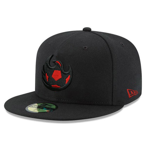 Phoenix Rising Exclusive Red Eye & Ball New Era 59FIFTY - Black