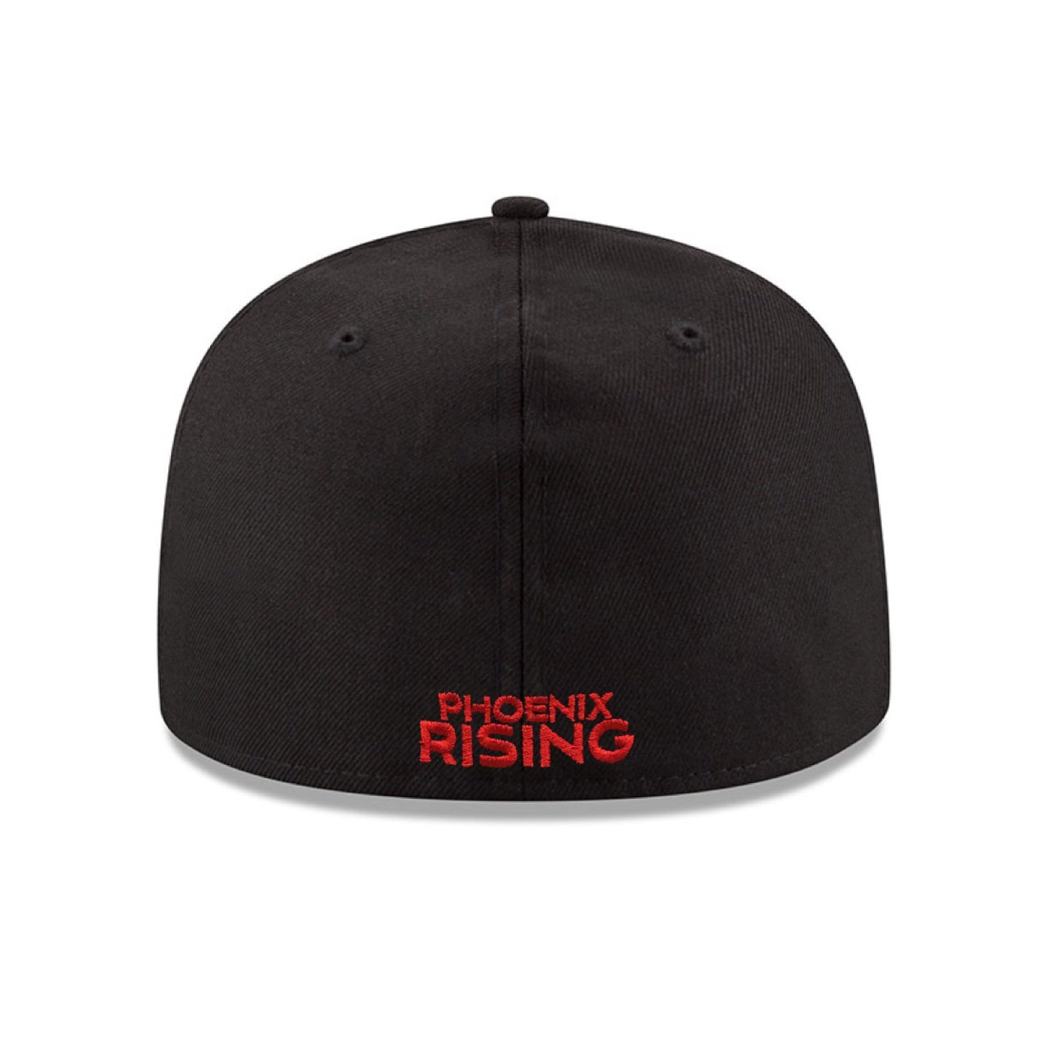 Phoenix Rising Red Ball Logo New Era 59FIFTY - Black