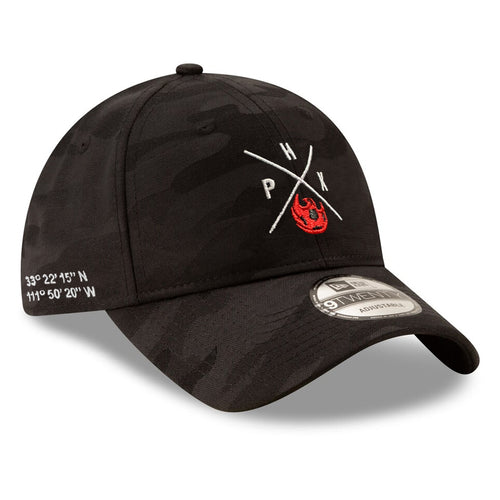 Phoenix Rising New Era Player Design 9TWENTY - Black