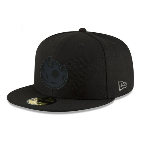 Phoenix Rising New Era Team Cleared 59FIFTY - Black