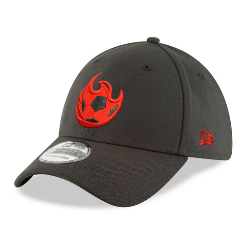 Phoenix Rising New Era Alt Poly 39THIRTY - Gray