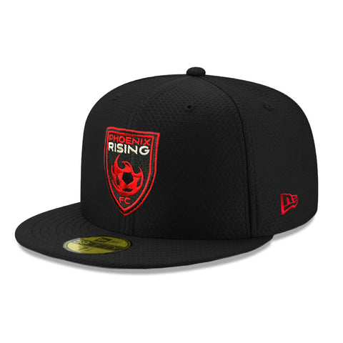 Phoenix Rising New Era White Ball Logo 9FIFTY - Black
