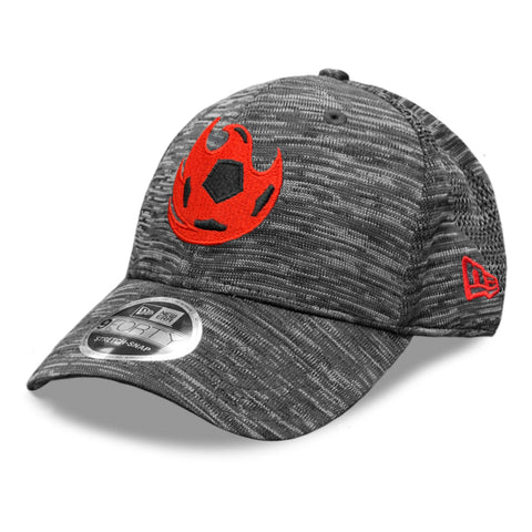 Phoenix Rising New Era Red Ball Shadow Tech 9TWENTY - Black