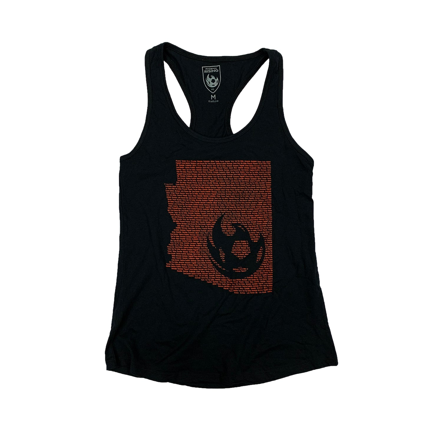 Phoenix Rising Women's All In Tank - Black
