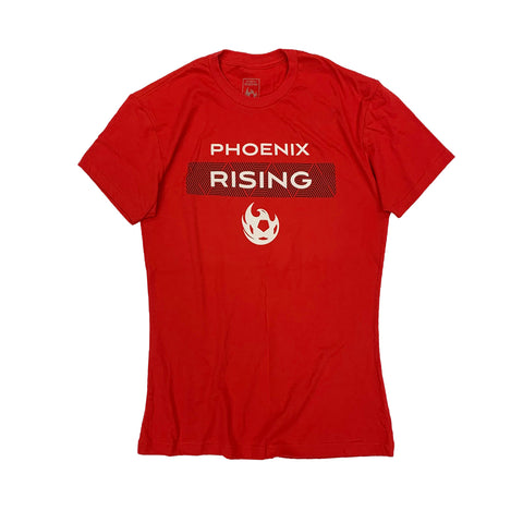Phoenix Rising Youth Macron 2020 Training Tee - Red
