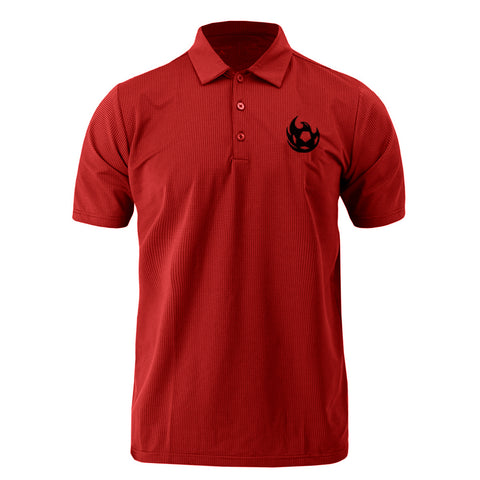 Phoenix Rising Antigua Balance Ball Polo - Black