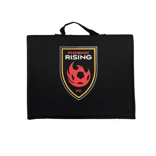Phoenix Rising Bleacher Seat Covers - Black