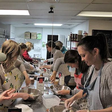 Pie Bar + Pie Provisions Pie Baking Class 1/18/2018