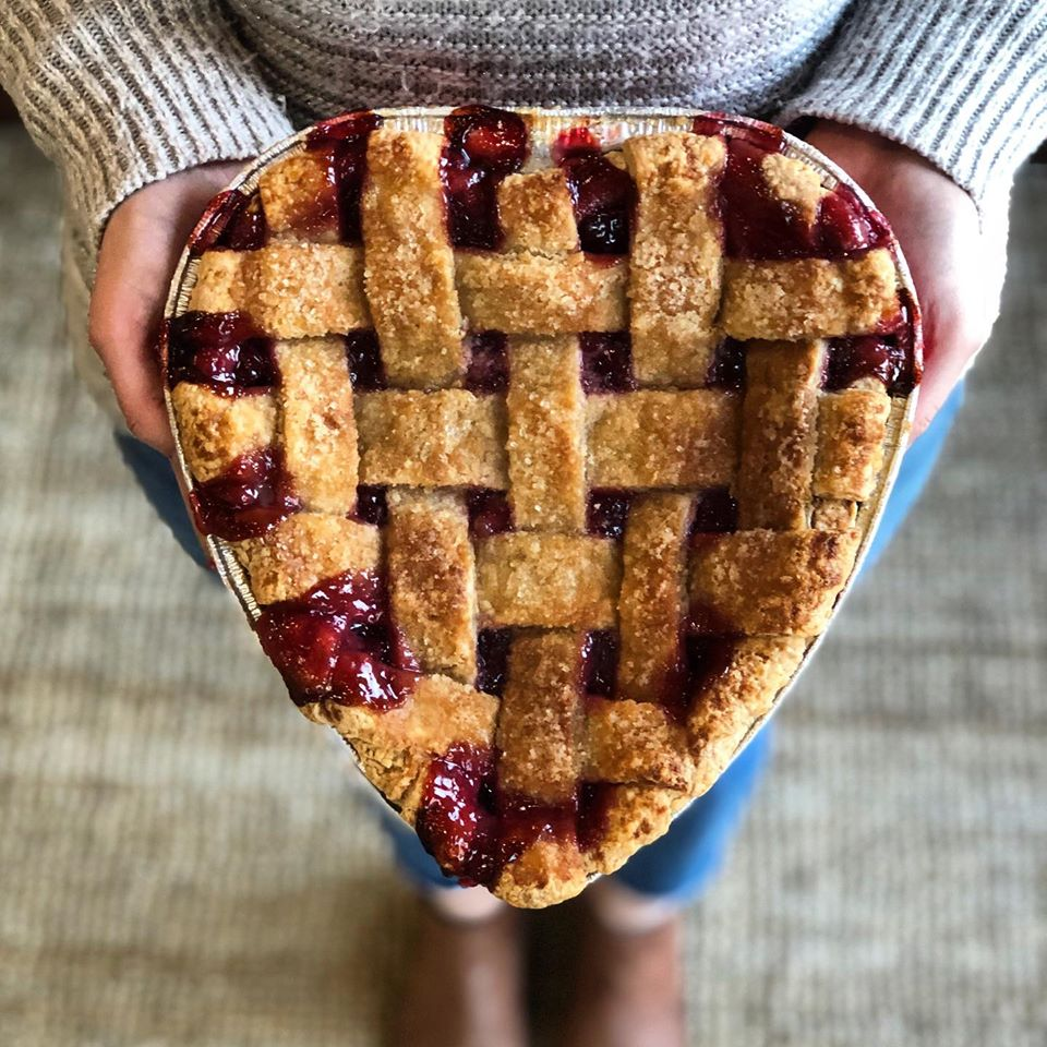 A Love Letter to Pie