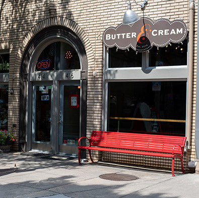 Locally Handcrafted Partner: Butter & Cream