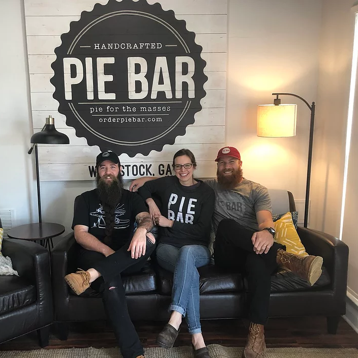 Pie Bar on Life Gets Hairy Podcast