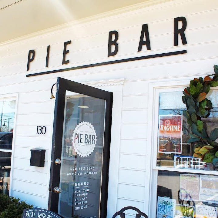 Pie Bar's Thanksgiving 2019 Information Sheet