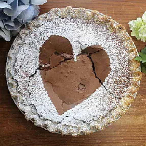 A Pie Bar Valentine's Day
