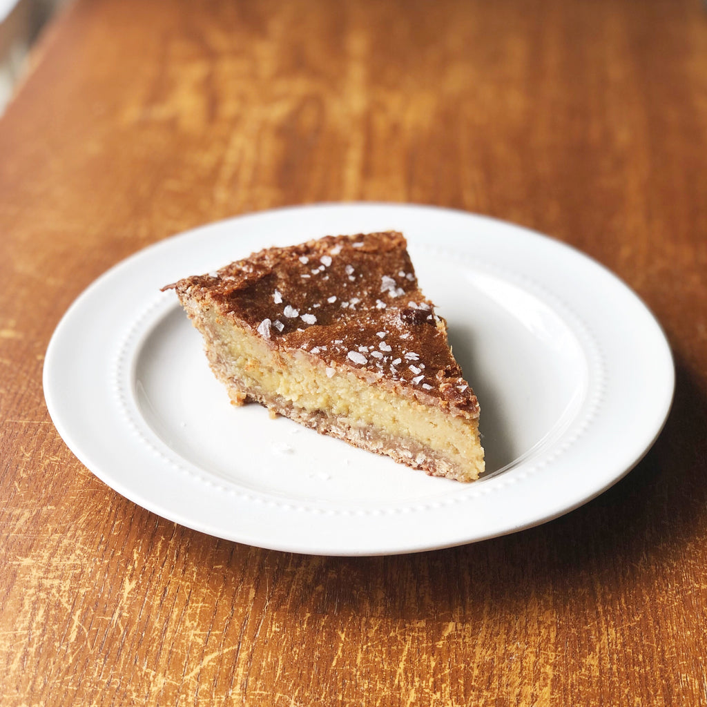 Brown Sugar Chess Slice