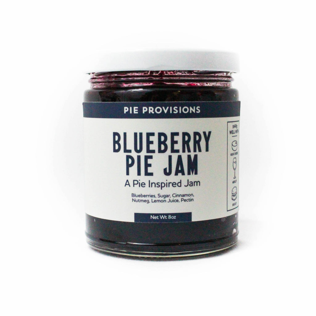 Blueberry Pie Jam