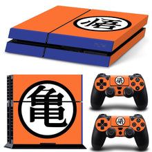 Dragon ball Skin Sticker for Sony Playstation 4 (PS4) and Controllers