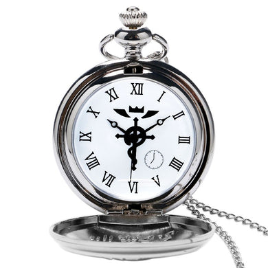 FullMetal Alchemist Pocket Watch (Quartz)
