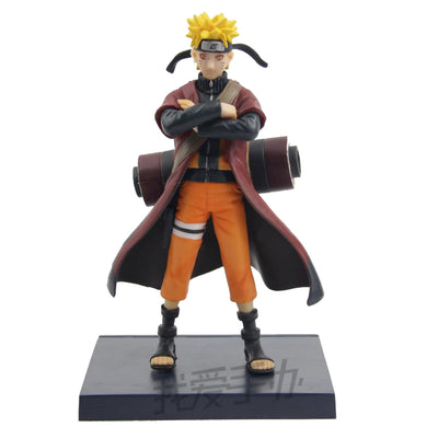 Naruto Sennin Mode RARE Action Figure