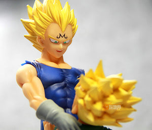 Majin Vegeta - Final Sacrifice Action Figure