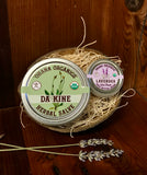 Gift coconut with Salve and shea butter